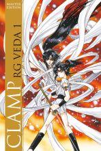 RG Veda - Master Edition Bd. 01