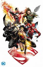 Justice League (Serie ab 2019) # 05 Variant-Cover B Comic Con Köln