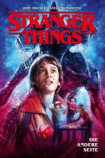 Stranger Things # 01 HC Comic Con
