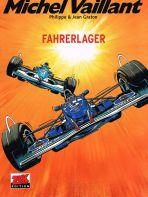 Michel Vaillant # 58 - Fahrerlager