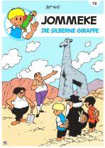 Jommeke # 19 - Die silberne Giraffe