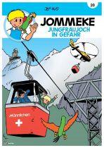 Jommeke # 20 - Jungfraujoch in Gefahr