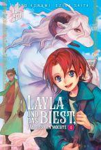 Layla und das Biest, das Sterben möchte Bd. 04 (von 4)