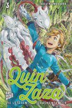 Quin Zaza - Die letzten Drachenfänger Bd. 03