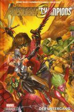 Avengers / Champions (Marvel Legacy Paperback) HC