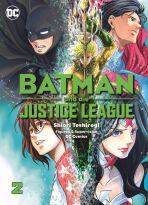 Batman und die Justice League (Manga) Bd. 02 (von 4)