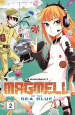 Magmell of the Sea Blue Bd. 02