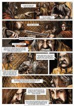 Könige und Kreuze Buch 1 + 2 (von 4)