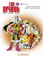 Luc Orient # 03 (von 18) - Der Tyrann von Terango