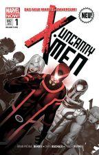 Uncanny X-Men # 01 - 07 (von 7)
