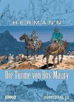 Türme von Bos-Maury, Die Integral # 03