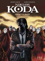 Niklos Koda # 15 (von 15) - Die letzte Maske