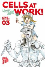Cells at Work Bd. 03 Neuauflage