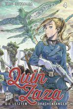Quin Zaza - Die letzten Drachenfänger Bd. 04