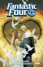 Fantastic Four (Serie ab 2019) # 02 - Vier Helden und eine Hochzeit