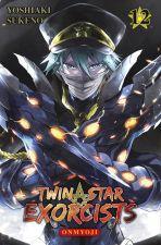 Twin Star Exorcists: Onmyoji Bd. 12