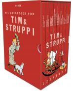 Tim und Struppi Kompaktschuber