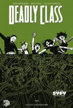 Deadly Class (Cross Cult) # 03