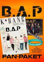 K*bang Special: B.A.P Fan-Paket