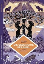 Comic-Bibliothek des Wissens: Die Geschichte der Bibel