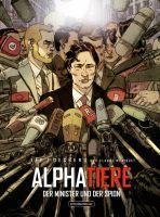 Alphatiere - Der Minister und der Spion