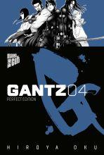 Gantz - Perfekt Edition Bd. 04 (von 12)