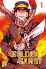 Golden Kamuy Bd. 01