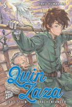Quin Zaza - Die letzten Drachenfänger Bd. 05