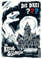 Drei ???, Die (Comic) - Das Ritual der Schlangen