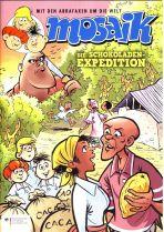 Mosaik # 526 - Piratengold + Die Schokoladen-Expedition