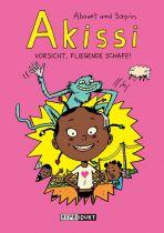 Akissi (02) - Vorsicht fliegende Schafe!
