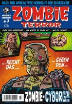 Weissblech Sonderheft 07 - Zombie Terror: Zombie-Cyborg?!