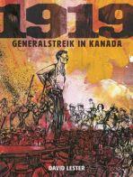 1919 - Generalstreik in Kanada