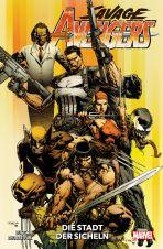 Savage Avengers # 01