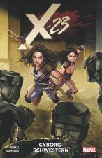 X-23 # 02 (von 2) - Cyborg-Schwestern
