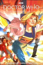 Doctor Who - Der dreizehnte Doctor - Variant-Cover