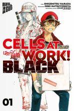 Cells at Work! Black Bd. 01