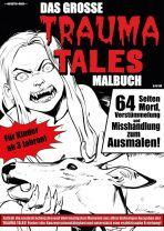 Trauma Tales Malbuch