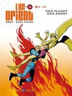 Luc Orient # 04 - Der Planet der Angst