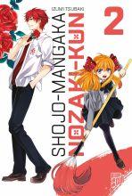 Shojo-Mangaka Nozaki-Kun Bd. 02