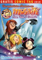 2010 Gratis Comic Tag - Anna, Bella & Caramella