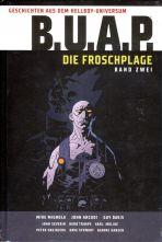Geschichten aus dem Hellboy-Universum: B.U.A.P. - Die Froschplage # 02 (von 4)