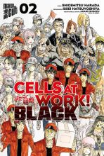 Cells at Work! Black Bd. 02