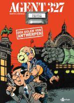 Agent 327 # 15 - Der Golem von Antwerpen