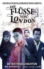 Flüsse von London, Die # 04 - Detektiv-Geschichten