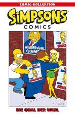 Simpsons Comic-Kollektion # 55 - Die Qual der Wahl