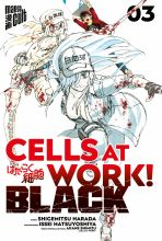 Cells at Work! Black Bd. 03