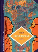 Comic-Bibliothek des Wissens: Homo Sapiens