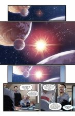 Star Trek Comicband # 17 - Der Q-Konflikt