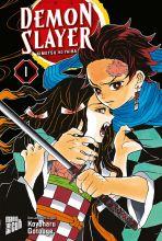 Demon Slayer - Kimetsu no Yaiba Bd. 01